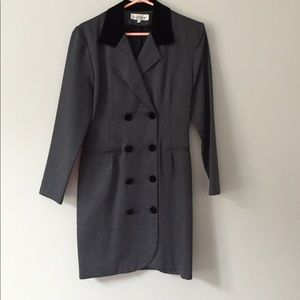 Le chateau long blazer